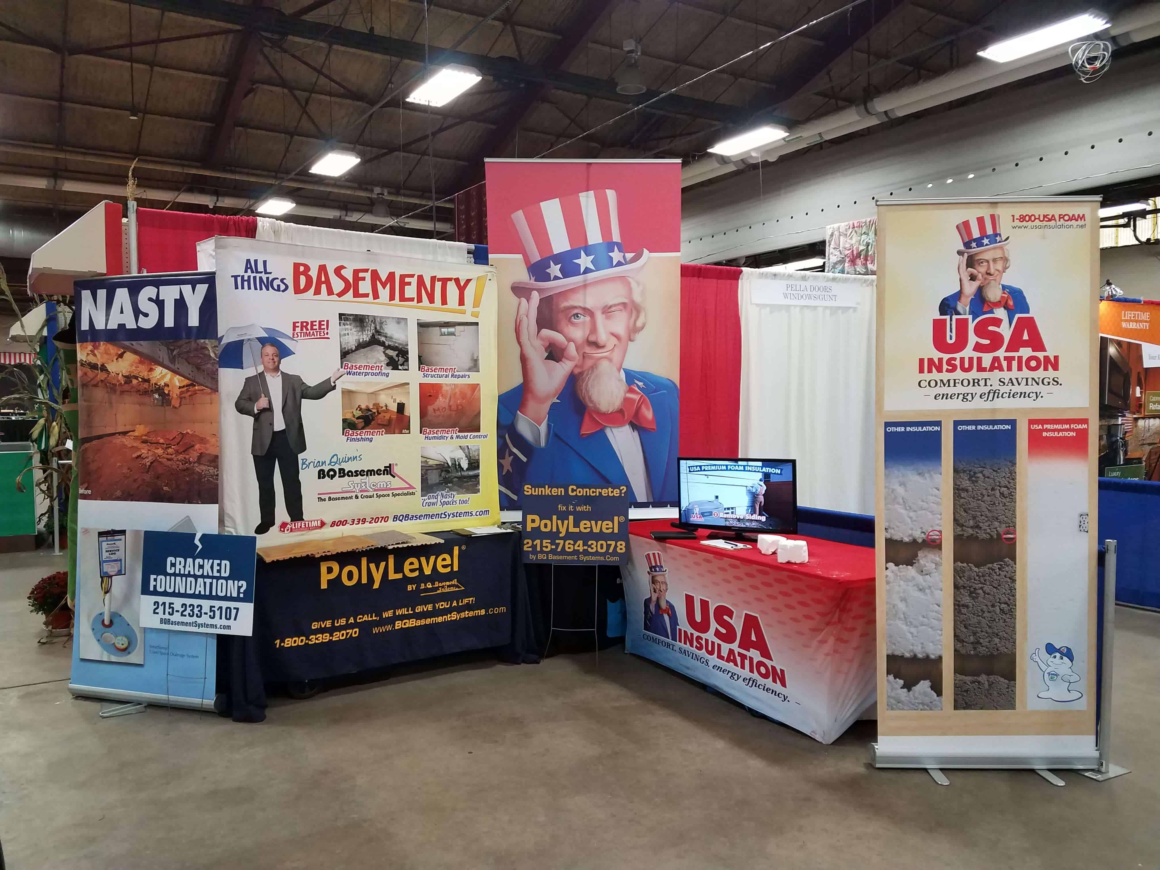 home show marketing