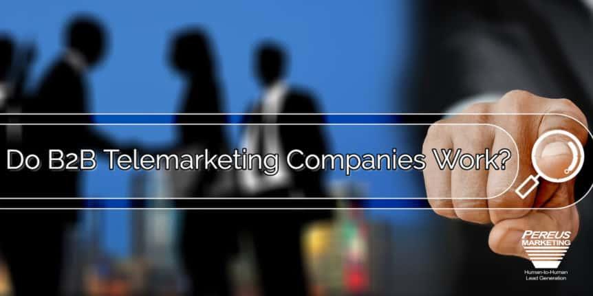 b2b telemarketing companies